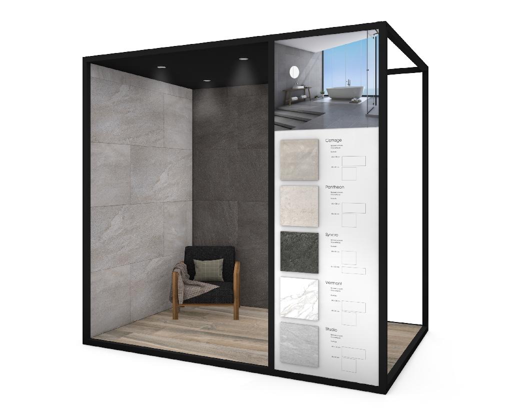 Living Box 190 - Tegelbox