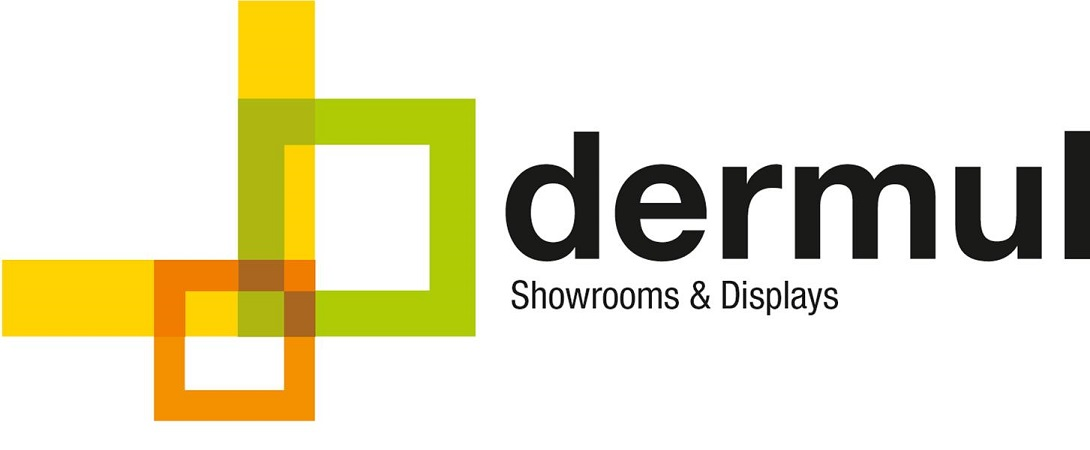 Tegeldisplays en showroominrichting