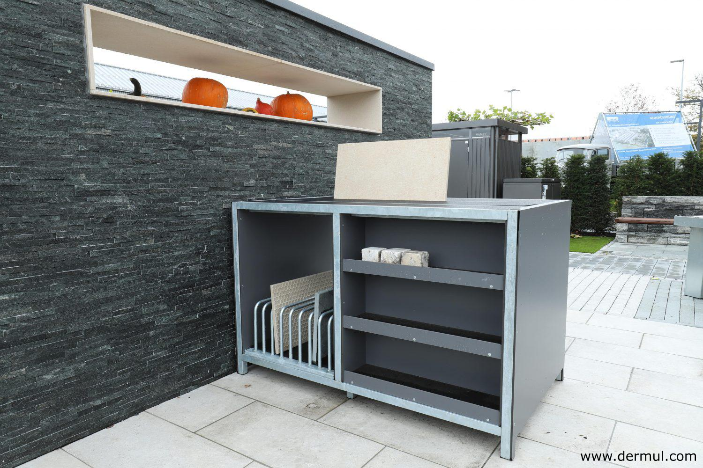 Tegelbibliotheek outdoor - Kraft - Höhenkirchen