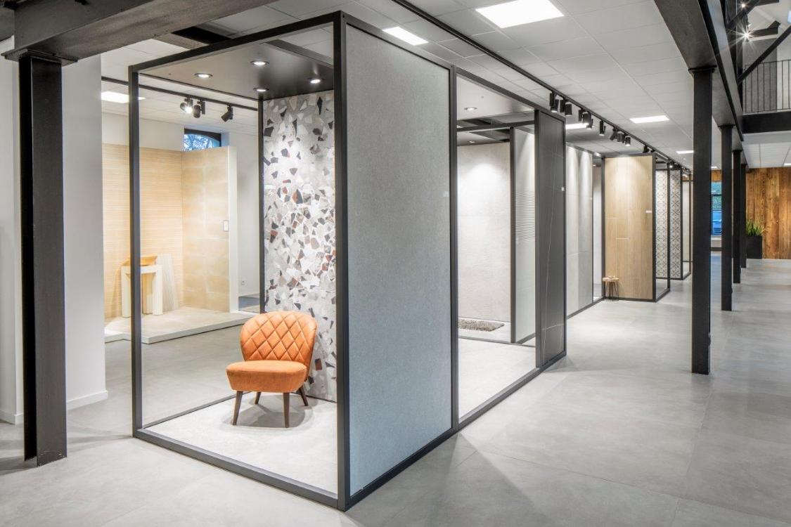 Showroom - Van Pelt - Zoersel - uitgelicht