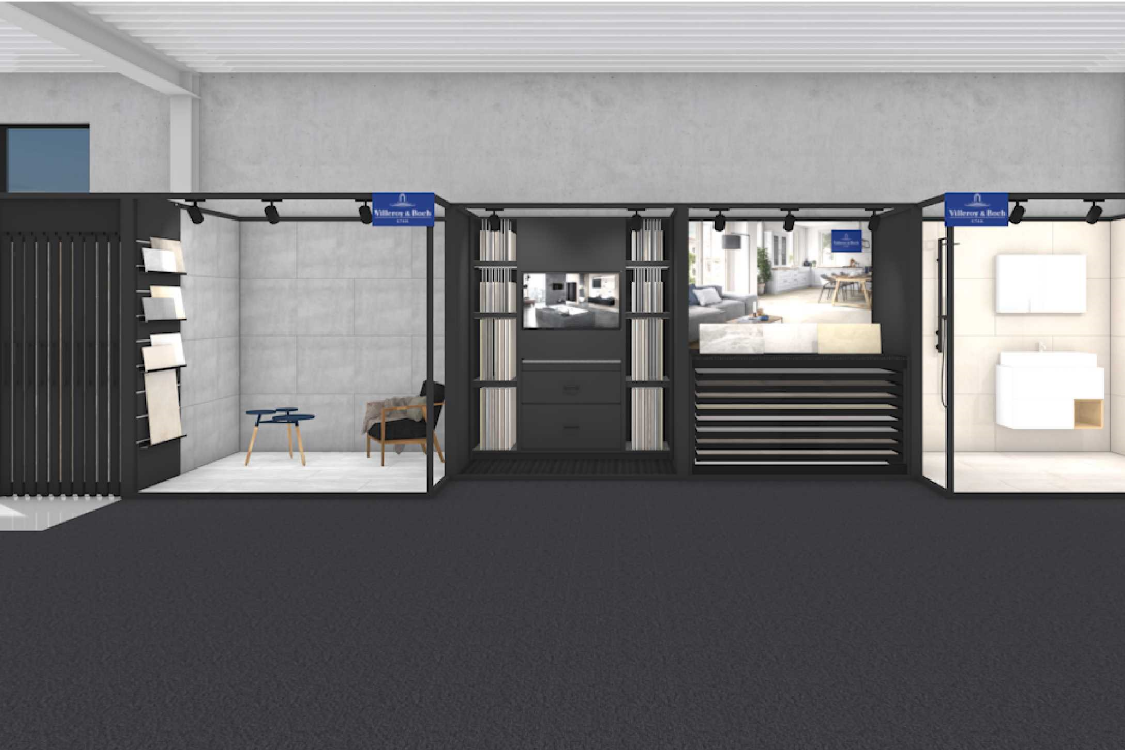 Villeroy & Boch - Shop in Shop Concept